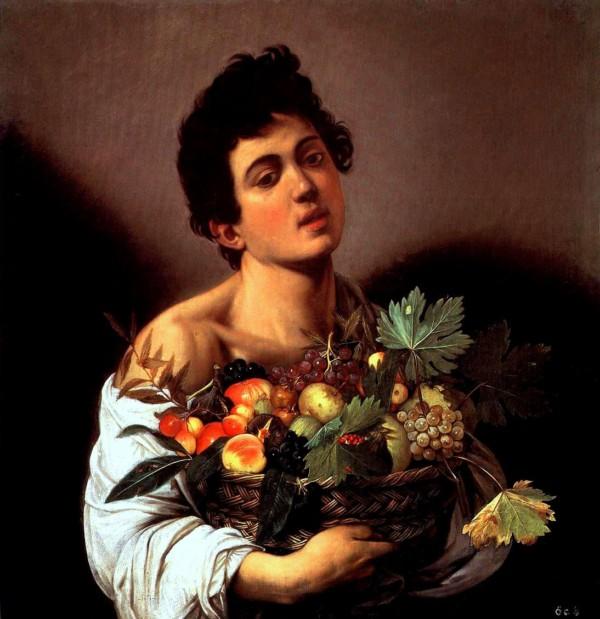 Caravaggio_-_Fanciullo_con_canestro_di_frutta