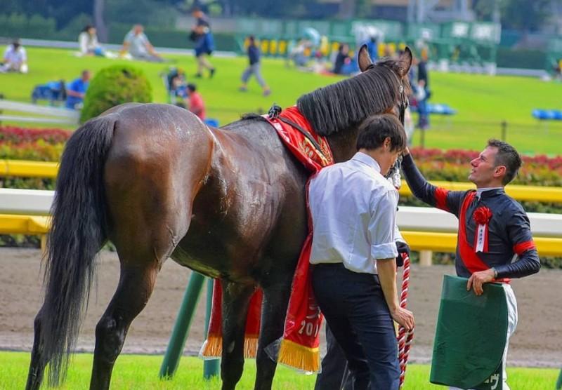 【競馬】日本で活躍するジョッキー、ミルコ・デムーロ