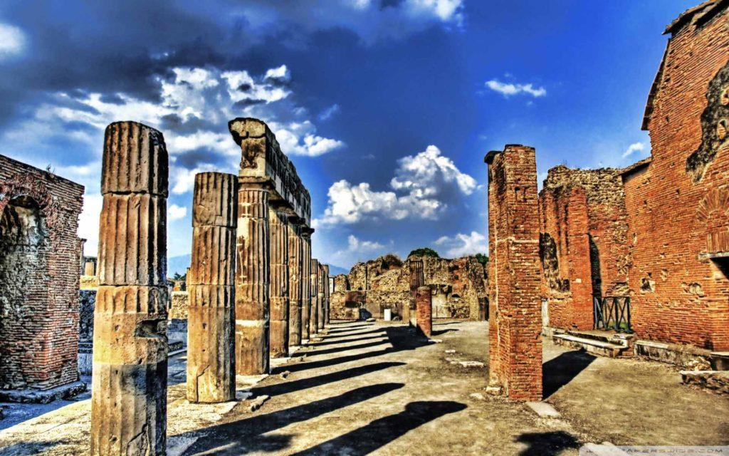 pompei_colonne_scavi