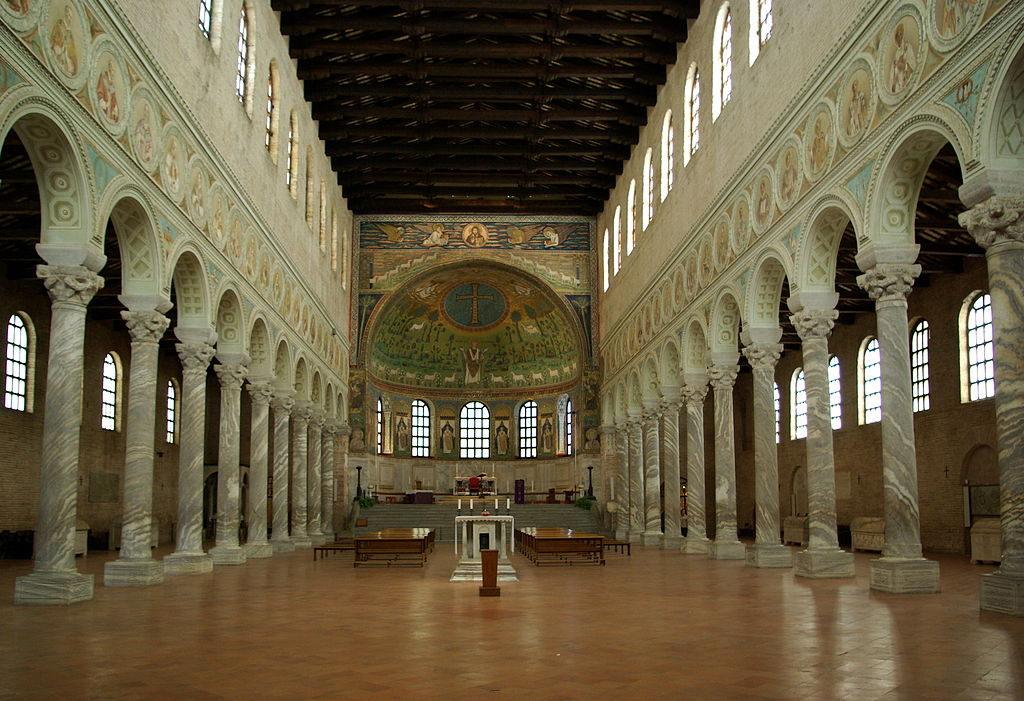 サンタポリナーレ・イン・クラッセ聖堂