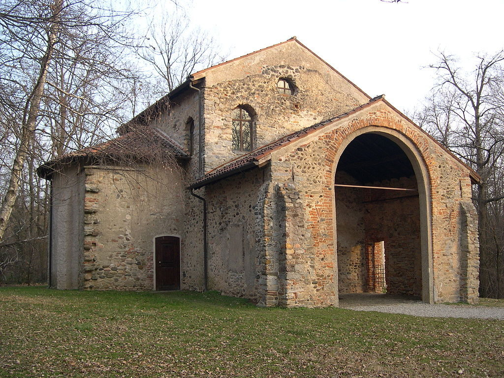 ロンバルディアで登録されている、サンタ・マリア教会