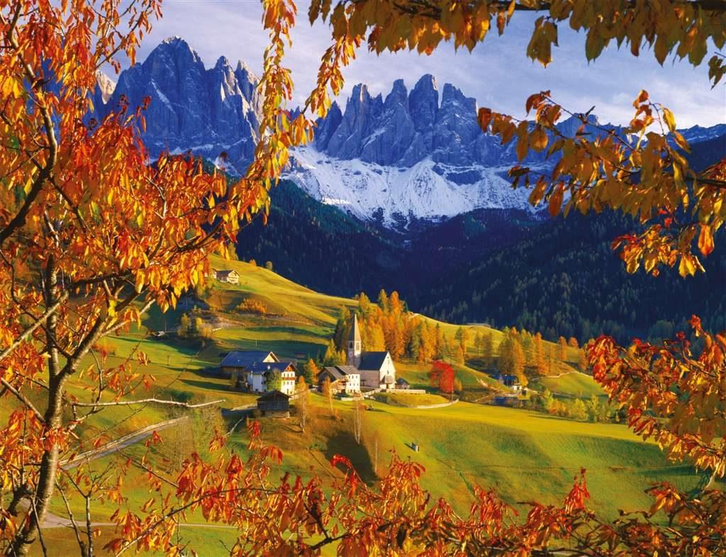秋には美しい紅葉を楽しみましょう