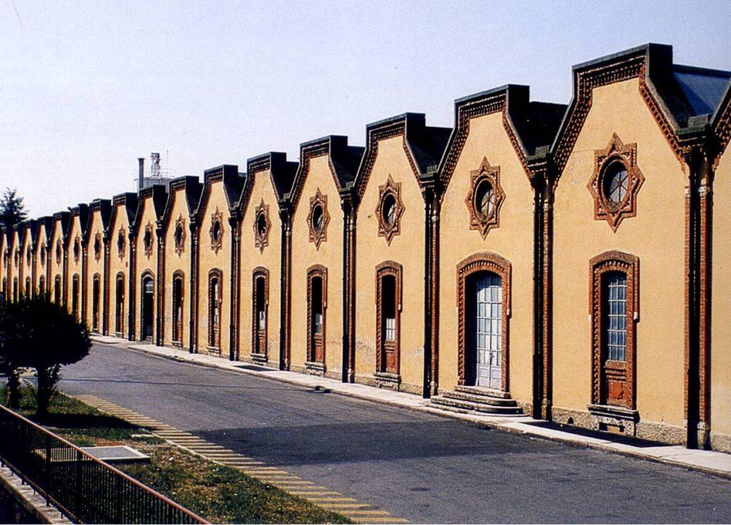 クレスピ・ダッダの建築物