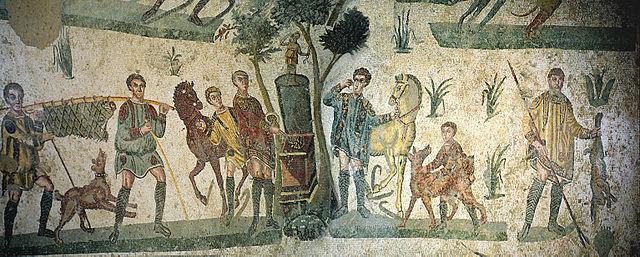 Mosaic_in_Villa_Romana_del_Casale,_by_Jerzy_Strzelecki,_06