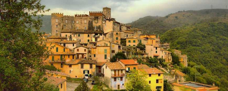 BS日テレ 小さな村の物語 イタリアを知らないあなたへ【ミュージックつき】