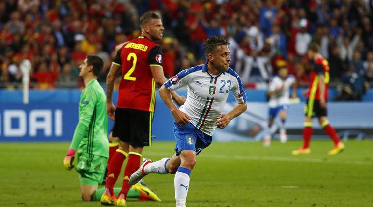 【カルチョ】EURO2016 イタリアvsベルギー 鮮やかなゴールを振り返る!