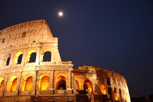 【世界遺産】古代ローマ帝国の風を感じよう ローマで出会える遺跡たち