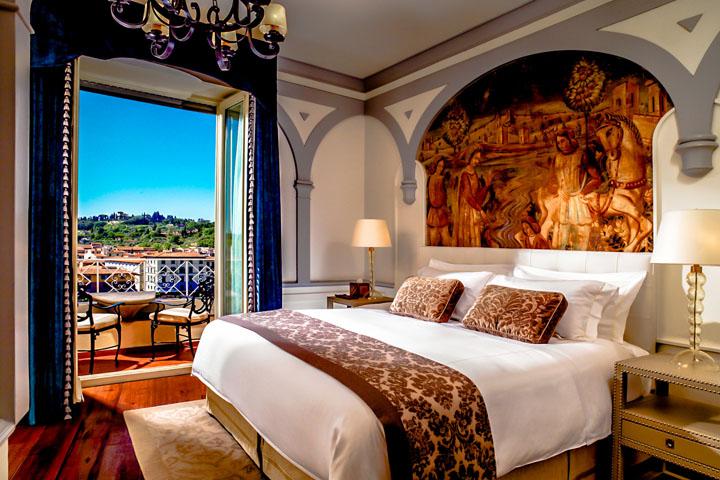 【フィレンツェ】死ぬまでに泊まりたい!最高級5つ星ホテル10軒