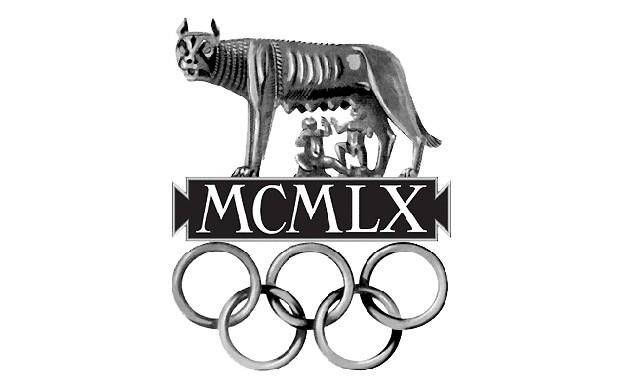 1960ローマオリンピックのロゴ
