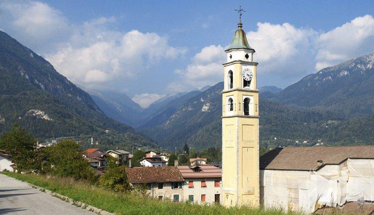 【小さな村の物語 イタリア】第234回 チンテ・テジーノ