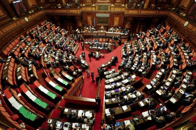 イタリア上院議会(http://jp.reuters.com/article/italy-senate-breakingviews-idJPKCN0S904R20151015)