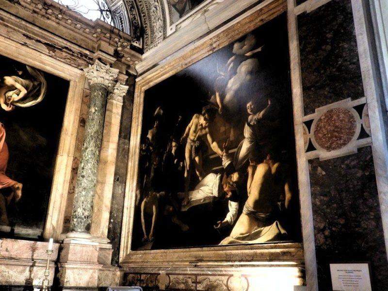 『聖マタイの殉教』