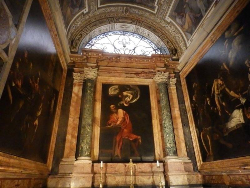 """絵画好き必見!ローマに来たら絶対""""無料で""""楽しみたいカラヴァッジョの作品トップ5"""