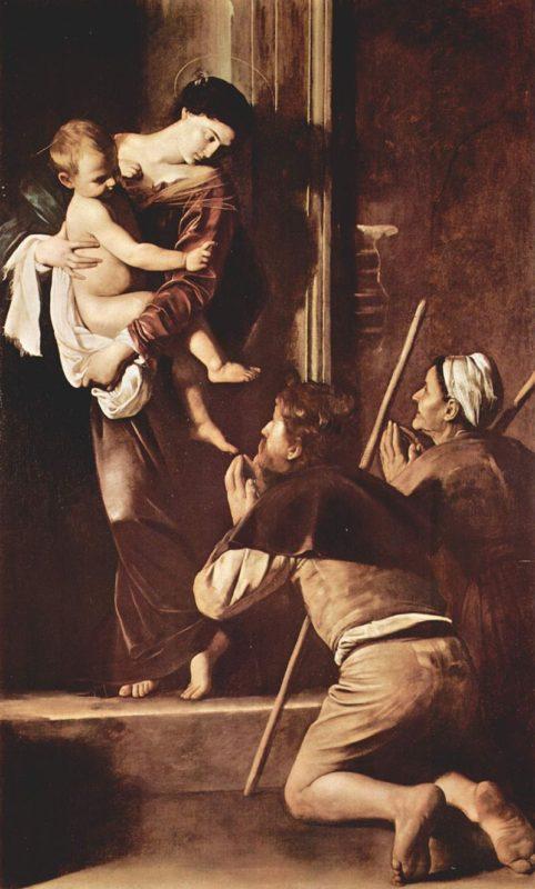 『ロレートの聖母』