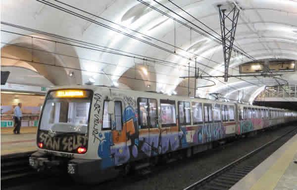 ローマの移動は完璧!地下鉄メトロの利用方法・混雑具合・注意点を完全解説