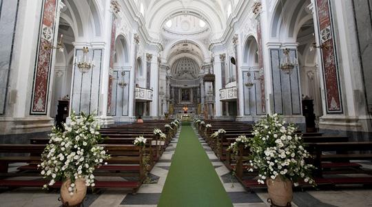 サンタ・トロフィメーナ教会