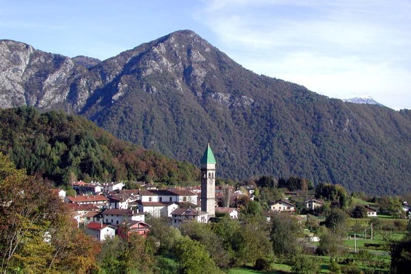【小さな村の物語 イタリア】第240回 ヴェルゼーニス/フリウリ・ヴェネツィア・ジュリア州