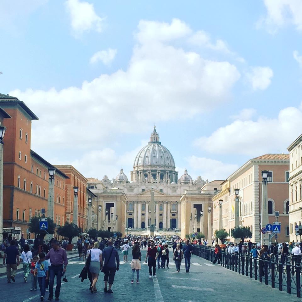 魅力の宝庫。ローマ留学中、私が30回もヴァチカン市国へ行った理由
