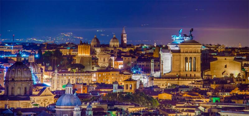 現地在住者が教える!ローマの街を見渡す絶景パノラマスポット ベスト5
