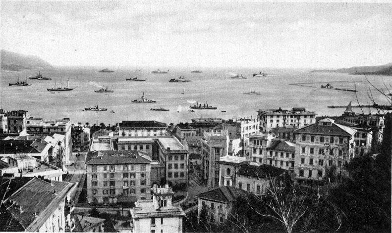 1920年代のスペツィア