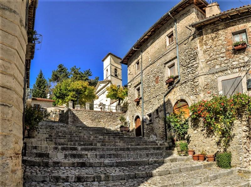 【小さな村の物語 イタリア】第201回 オルヴィーニオ / ラツィオ州