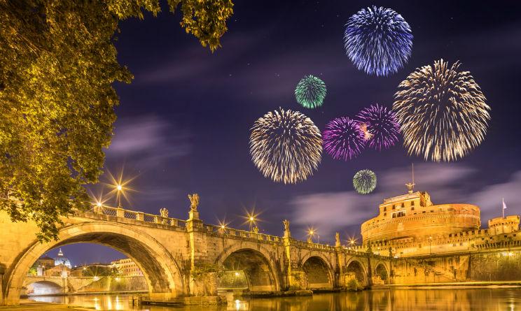 ローマ新年