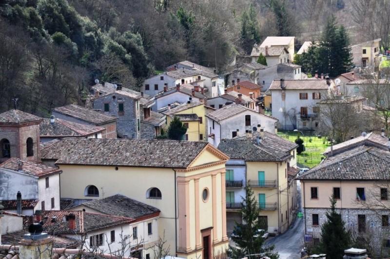 【小さな村の物語 イタリア】第193回 セフロ/マルケ州