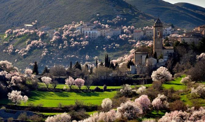 【小さな村の物語 イタリア】第194回 サント・ステーファノ・ディ・セッサーニオ/アブルッツォ州