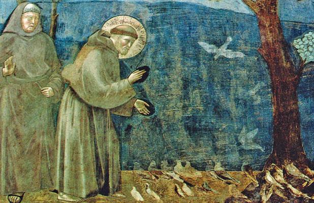 アッシジの聖フランチェスコ