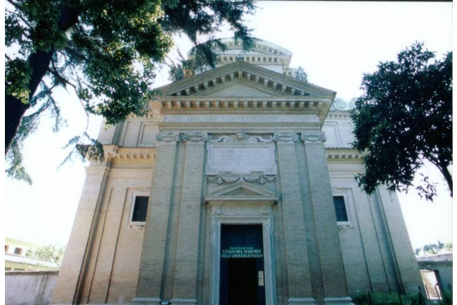 サンタ・マリア・マーテル教会