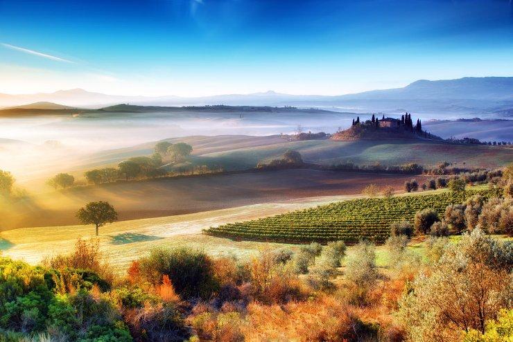 【世界遺産】教皇が愛した町・ピエンツァの歴史と観光スポット