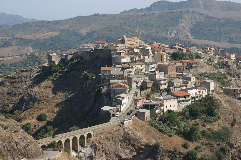【小さな村の物語 イタリア】第253回 ウンブリアティコ / カラブリア州