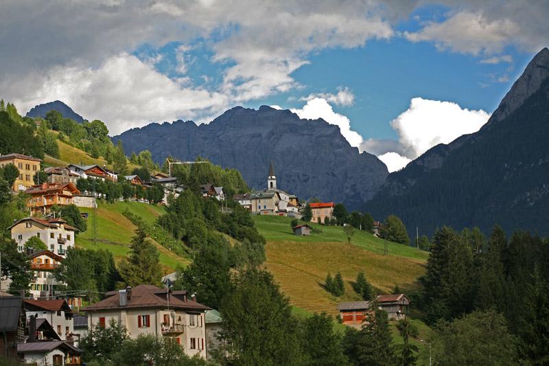 【小さな村の物語 イタリア】第252回 ドソレード / ヴェネト州