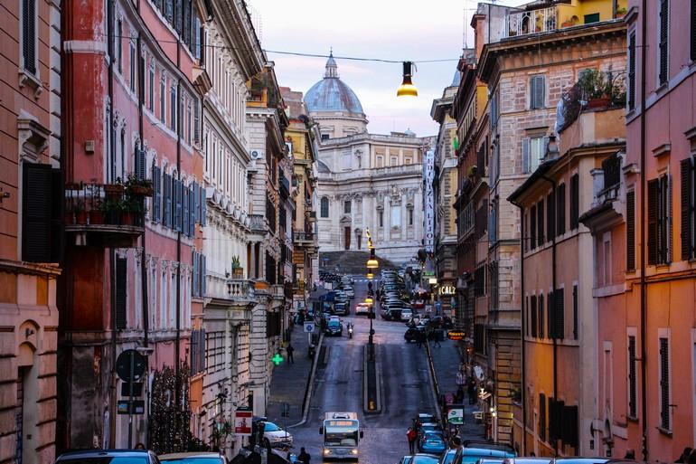 【ローマ】美味しい料理を味わうために覚えておくべきエリアランキング