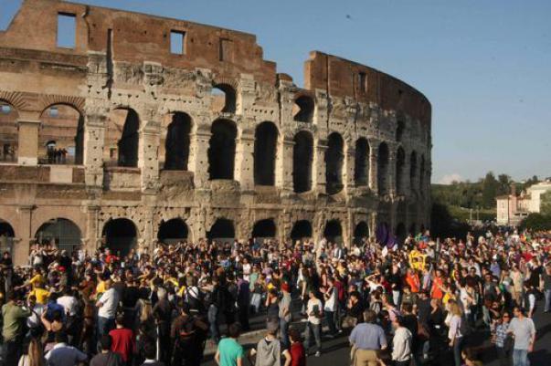 ローマが観光都市として恥ずべき5つのこと