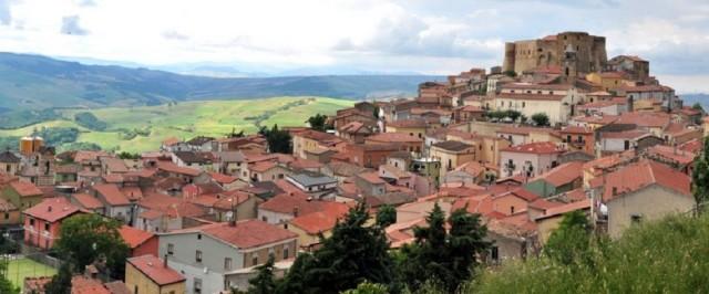 【小さな村の物語 イタリア】第256回 モンテヴェルデ / カンパーニャ州