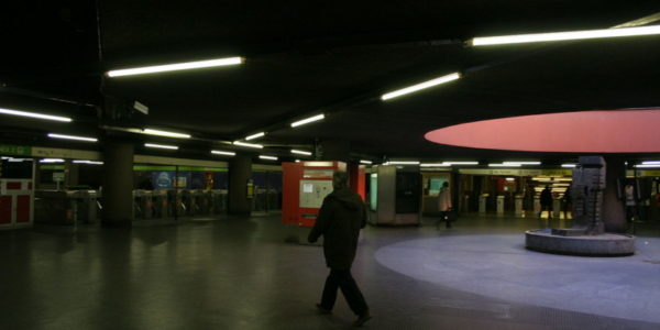 ミラノ中央駅
