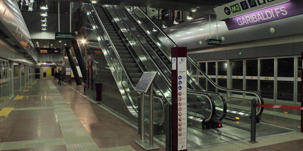 ガリバルディ駅