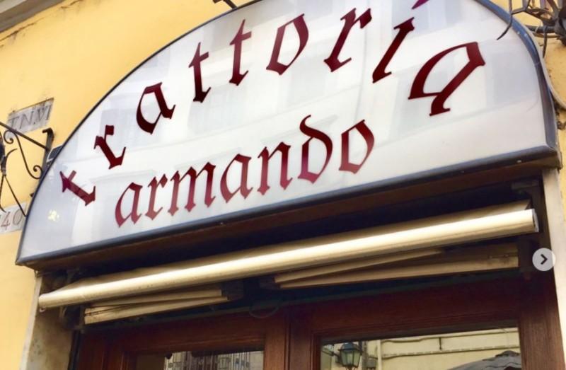 フィレンツェの超有名店トラットリア・アルマンドを徹底解剖