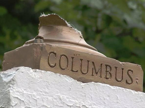 米国で壊されるコロンブス像とイタリアの関係とは?