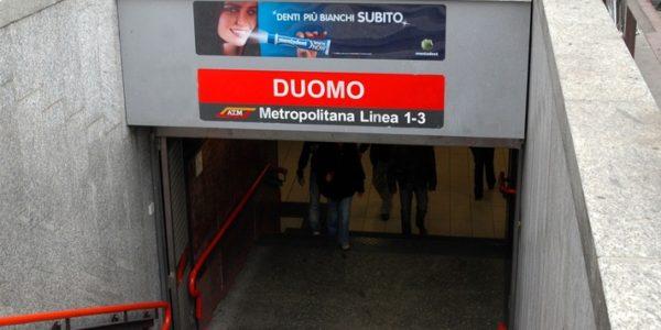 ドゥオーモ駅