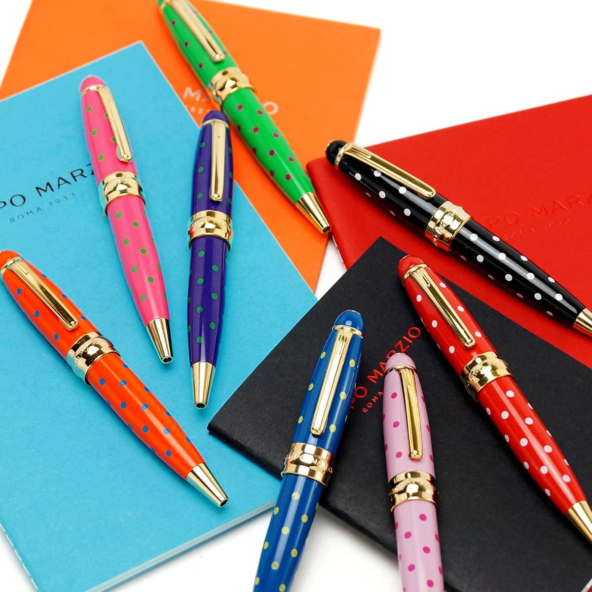 ローマ法王も愛すペンを 老舗文房具メーカー カンポ・マルツィオの魅力を徹底解剖