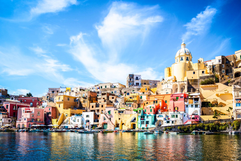 かわいすぎて行きたすぎる!イタリアで最もカラフルな超厳選5つの町