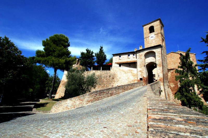 【小さな村の物語 イタリア】第271回 モンテグリドルフォ / エミリア・ロマーニャ州