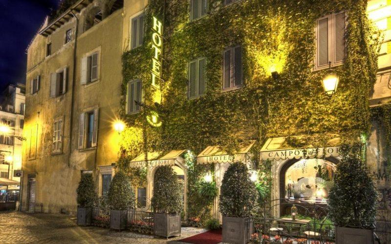 ブティックホテル・カンポ・デ・フィオーリ