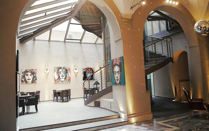 ボルゲーゼ・パレス・アート・ホテル