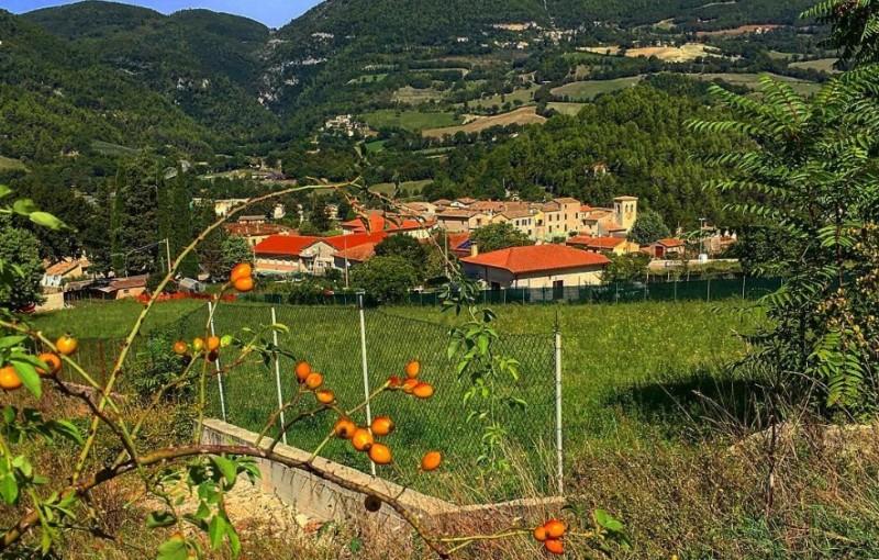 【小さな村の物語 イタリア】第198回 サンタナトーリア・ディ・ナルコ / ウンブリア州