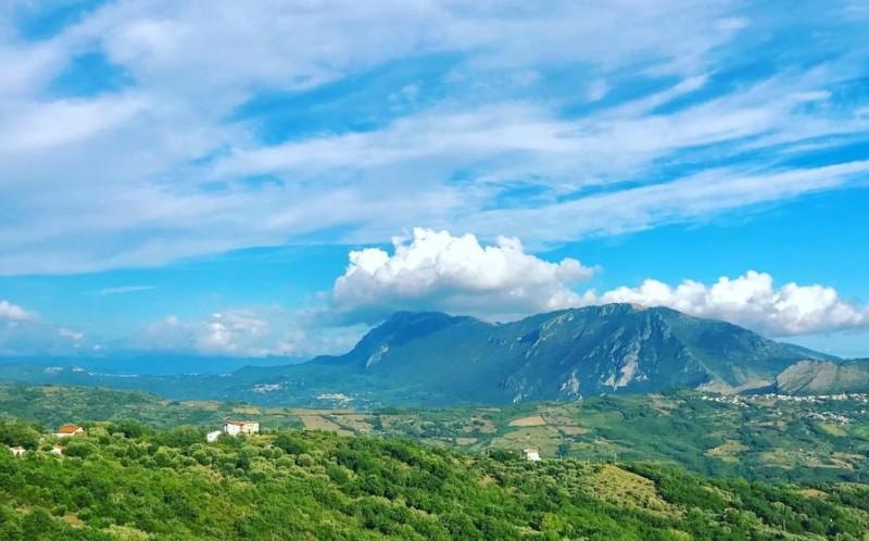 【小さな村の物語 イタリア】第200回 サン・マウロ・ラ・ブルーカ / カンパーニャ州
