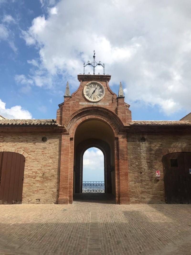 【留学】美しき中世の町!マルケ州・レカナーティで2週間学んでみた