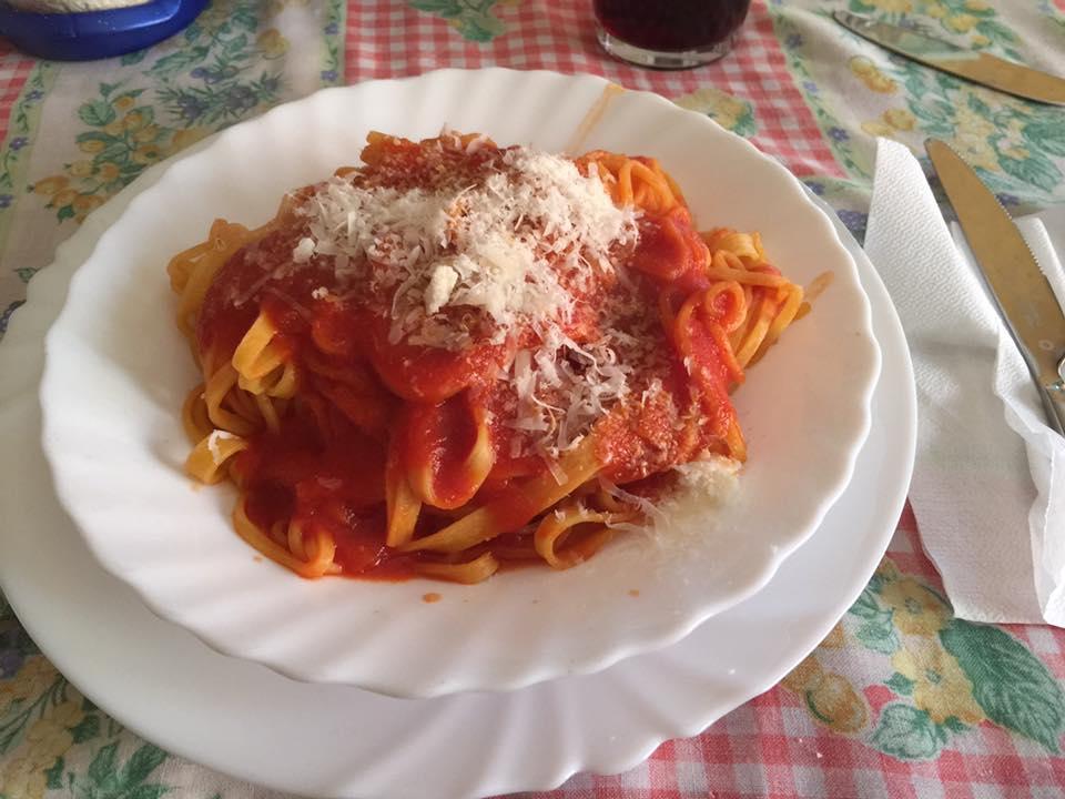 ローマへ留学したのにレストラン通になりきれなかったのは、マンマの家庭料理が美味しすぎたから!